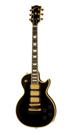 Les Paul Classic Custom with Three Pickups