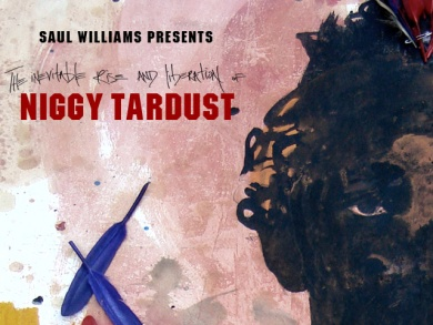 Saul Williams Presents The Inevitable Rise and Liberation of Niggy Tardust