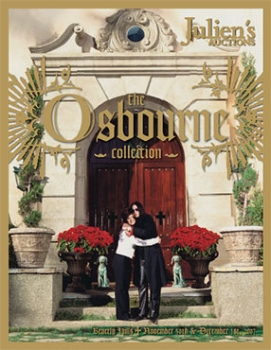The Osbourne Collection by Julien's Auctions