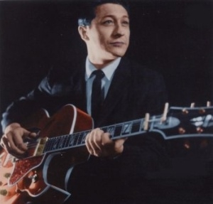 Scotty Moore with Gibson Super 400 CES
