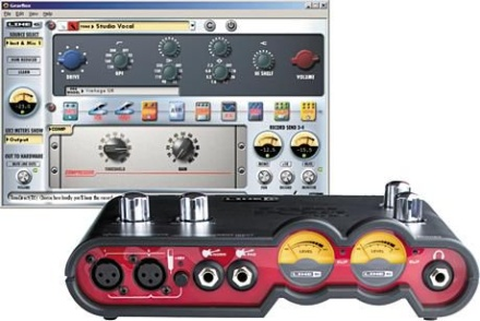 Fantastic Home Recording Tools A Review Of The Line 6 Ux2 Audio Interface Largest Home Design Picture Inspirations Pitcheantrous