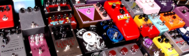 Pedals and Pedals