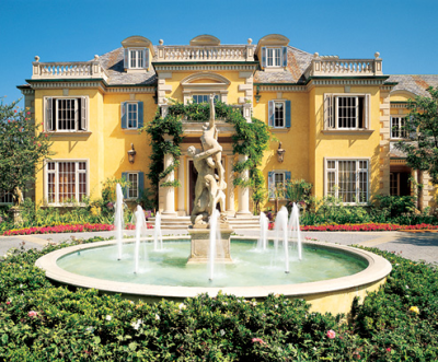 Rod Stewart's Beverly Hills Mansion