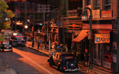 Stewart's Model Railroad