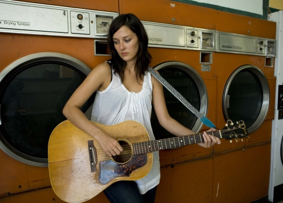 Meiko Breaks Out With Two Vintage Gibson Acoustics (Free MP3s!)