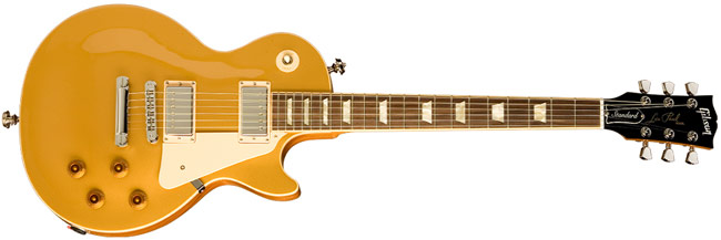Gibson USA - 2008 Les Paul Standard - Goldtop