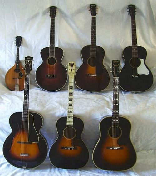 Gibson Flat-tops