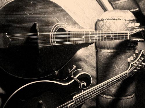 Gibson Flatiron Mandolins