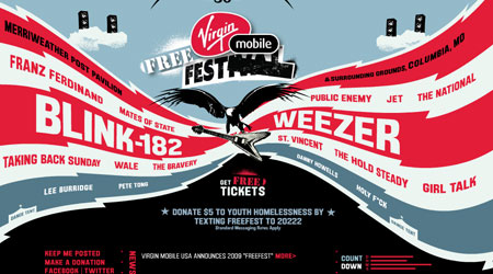 Virgin festival 2009 md