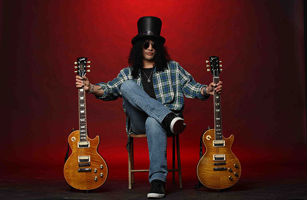slash tv appearances to support slash album