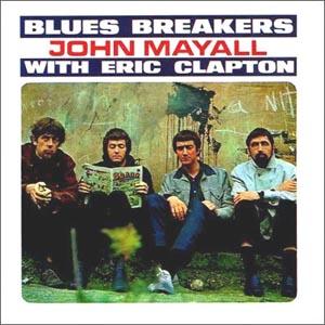 Eric Clapton/Derek/Cream/Blind Faith Top50_John-Mayall