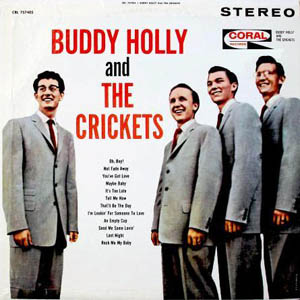 Buddy Holly Rave On Peggy Sue