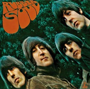 Beatles Rubber Soul