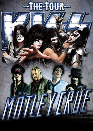 Kiss Motley Crue The Tour