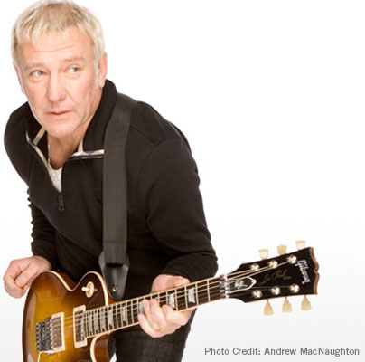 Alex Lifeson by Andrew MacNaughton