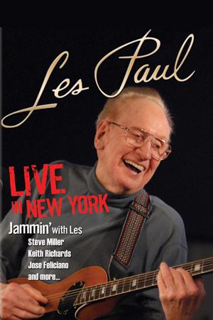 Les Paul Live