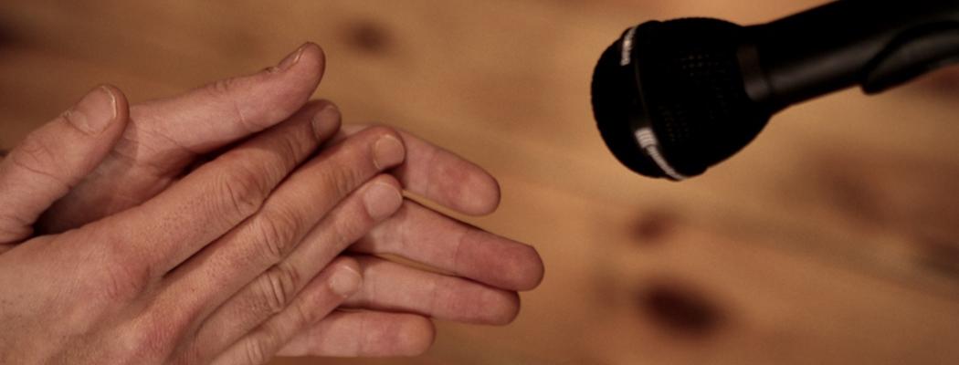Recording Handclaps