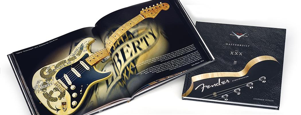 Fender CustomShop Book