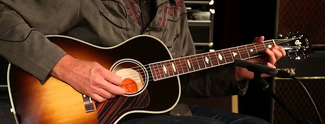 Acoustic Guitar Blues Primer