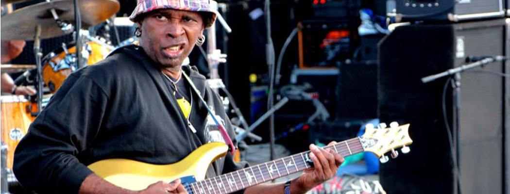 Vernon Reid Throwing Shade
