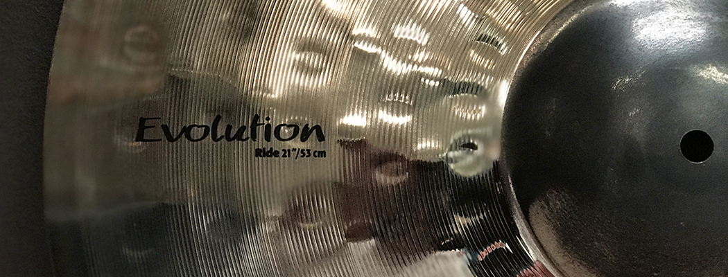 Sabian Evolution Series