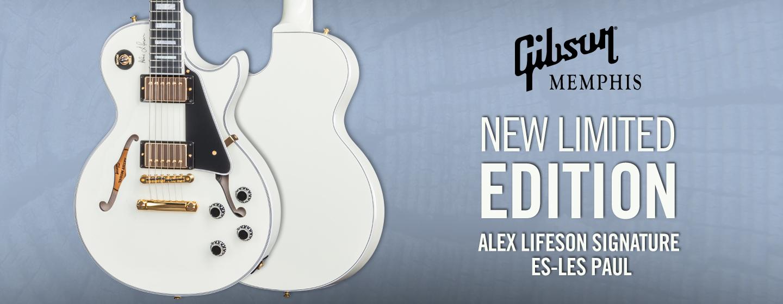 Gibson Memphis Alex Lifeson