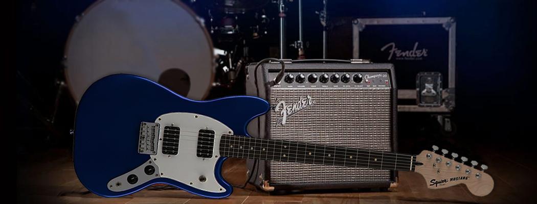 Fender Squier Mustang HH