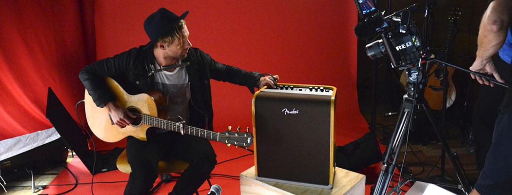 Fender SFX Acoustic Amp