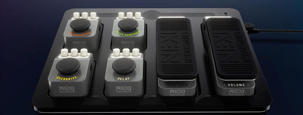 Nexi Pedalboard