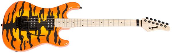 Guitarra clásica en el rock: la Kramer Pace