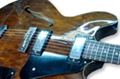 Gibson Repair & Restoration Revive Smashed Kings of Leon Guitar