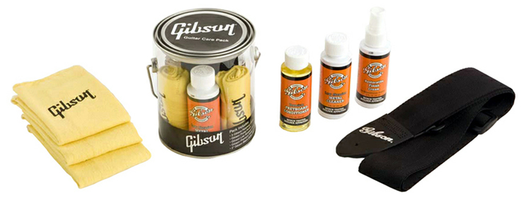 Gibson Guitars - Smooth Frettin' : Fretboard Clean and Polish