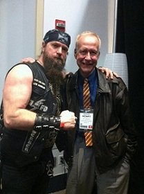 Zakk Wylde and Henry Juskiewicz