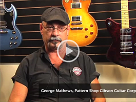 George Matthews, Pattern Shop, Gibson Guitar Corp. and Sully Erna of Godsmack Speak Out.
