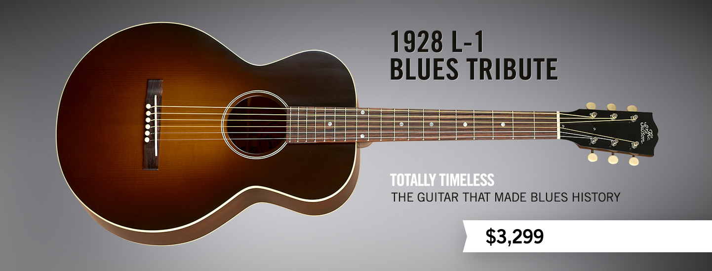 1928 L-1 Blues Tribute
