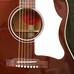 Gibson Five Star Dealer - J-45 Brown Top