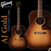 Gibson 5-Star Dealer - Dexter Music Center - AJ Gold