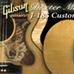 Gibson 5-Star Dealer - Dexter Music Center - J-185 Wolf