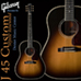 Gibson 5-Star Dealer - Dexter Music Center - J-45 Custom