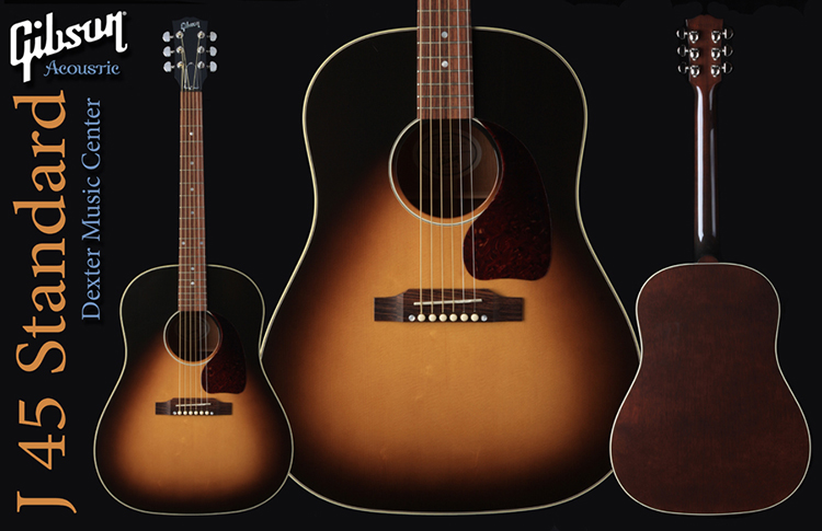 Dexter (MO) United States  city photos gallery : Gibson Guitar: Dexter Music Center Gibson Acoustic Five Star Dealer