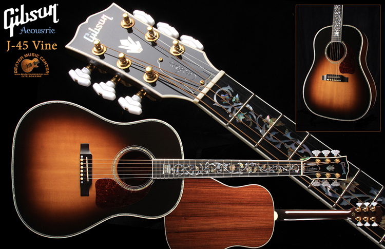 Dexter (MO) United States  city pictures gallery : Gibson Guitar: Dexter Music Center Gibson Acoustic Five Star Dealer
