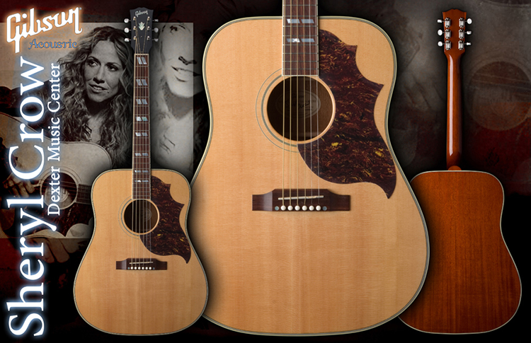 Dexter (MO) United States  city photos gallery : Gibson 5 Star Dealer Dexter Music Center Sheryl Crow Southern ...