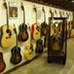 Eddie's Guitars - Gibson 5-Star Dealer - Acoustic Wall 1