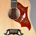 Gibson 5-Star Dealer - Grapevine Guitar Works - Five Star Dove