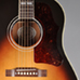 Gibson 5-Star Dealer - Grapevine Guitar Works - Five Star Southern Jumbo