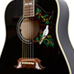 Guitar Village - Dove - Ebony