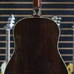 Martin Music - Gibson 5-Star Dealer - Adv Jumbo Elite Amberburst LTD Back
