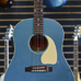 Martin Music - Gibson 5-Star Dealer - J-45 Pelham Blue LTD