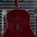 Martin Music - Gibson 5-Star Dealer - J-45 Wine Red LTD Back