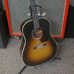 Gibson 5-Star Dealer - Parkway Music - J45-TV Standard 10033005 Full